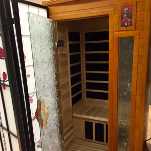 Far Infrared Sauna | Holistic Aging