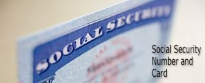 Social Security Medicare cards